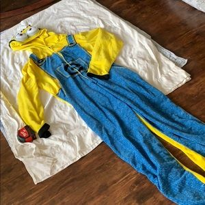 Onzie Other - Despicable Me Minion Union Suit - Yellow